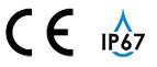 Certification CE IP67