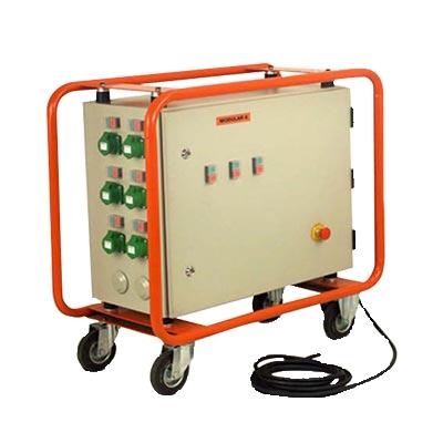 Convertisseurs de Fréquences Electroniques MFK-P