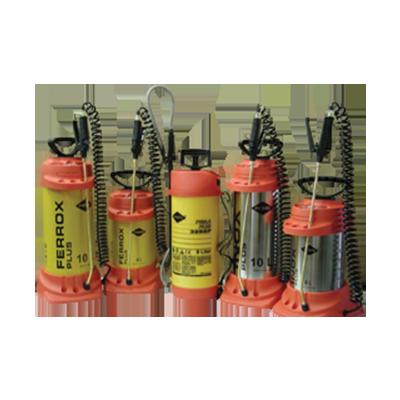 Pompes à huile de démoulage Préfabrication et BTP
