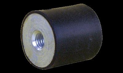Silentbloc Cylindrique HR (FF) Isolants Vibratoire