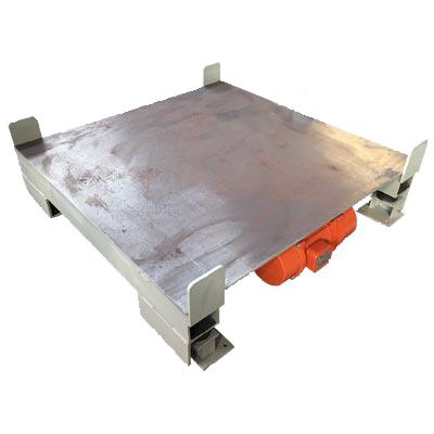 Tables Vibrantes Industrielles Vibraxtion VTV-I