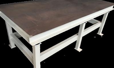 Tables Vibrantes Préfabrication Béton Vibraxtion VTV-P
