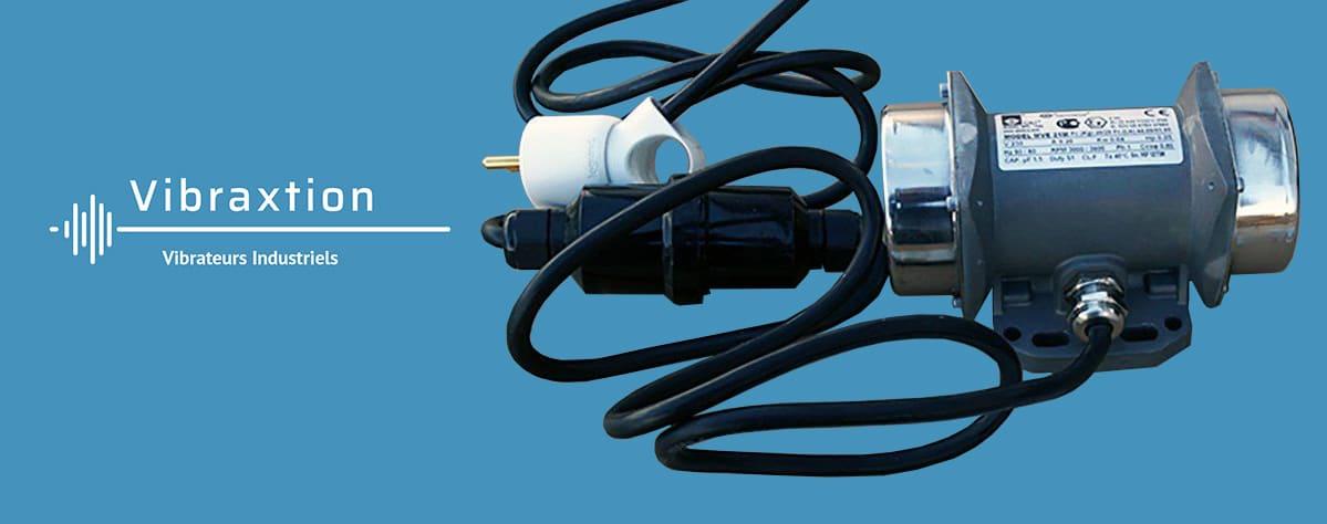 vibrateur électrique monophasé vibraxtion
