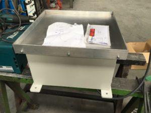 table vibrante compacte laboratoire essais mécanique